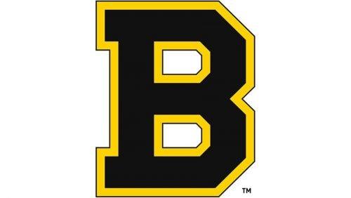 Boston Bruins Logo 1934