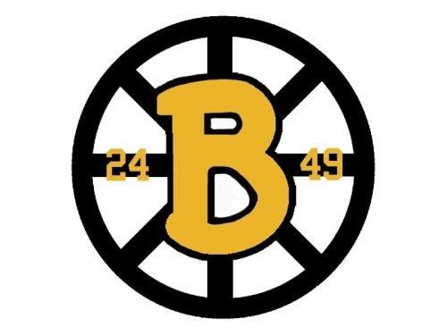 Boston Bruins Logo 1948