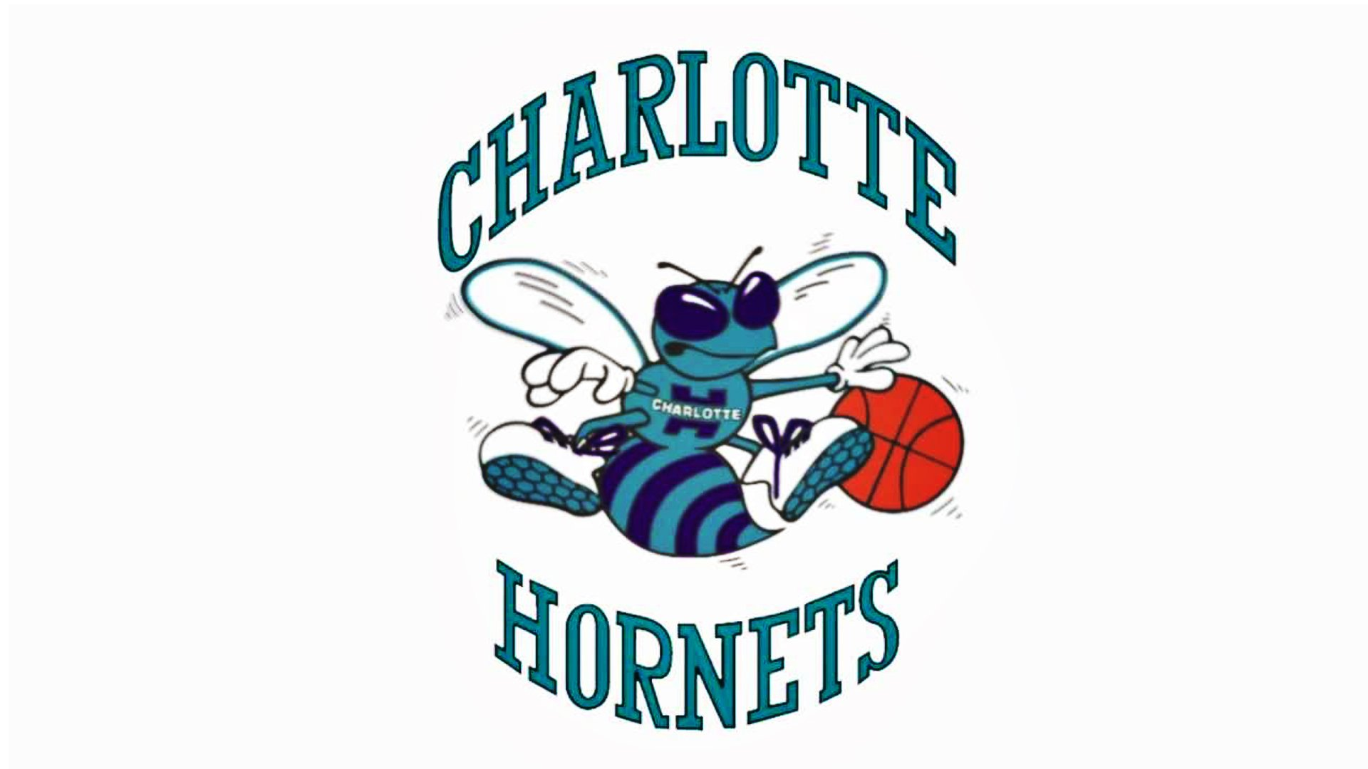 By The Next Season Charlotte Hornets Old Logo Was Replaced While Theme Itself A Hornet With Basketball Remained Same