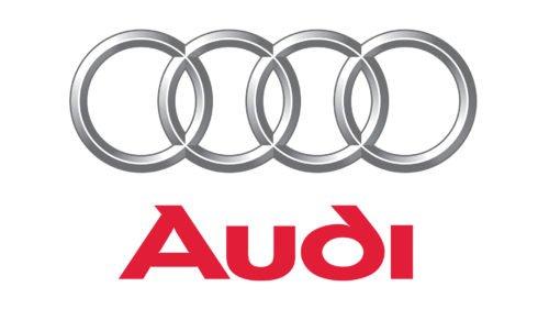 Color Audi logo
