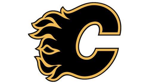 Color Calgary Flames Logo