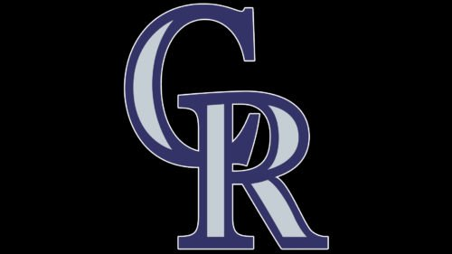 Color Colorado Rockies logo