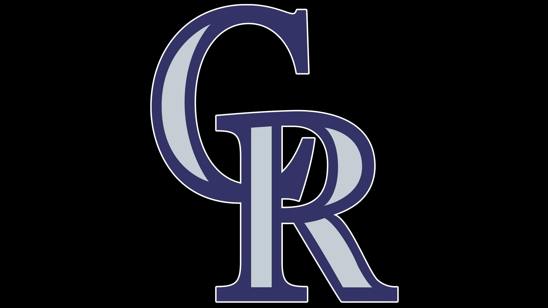 colorado rockies logo coloring pages - photo#26