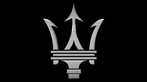 Color Maserati logo