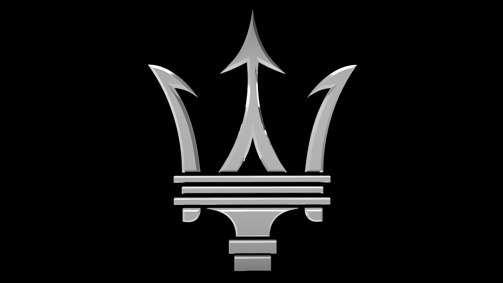 maserati logo maserati symbol meaning history and evolution. Black Bedroom Furniture Sets. Home Design Ideas