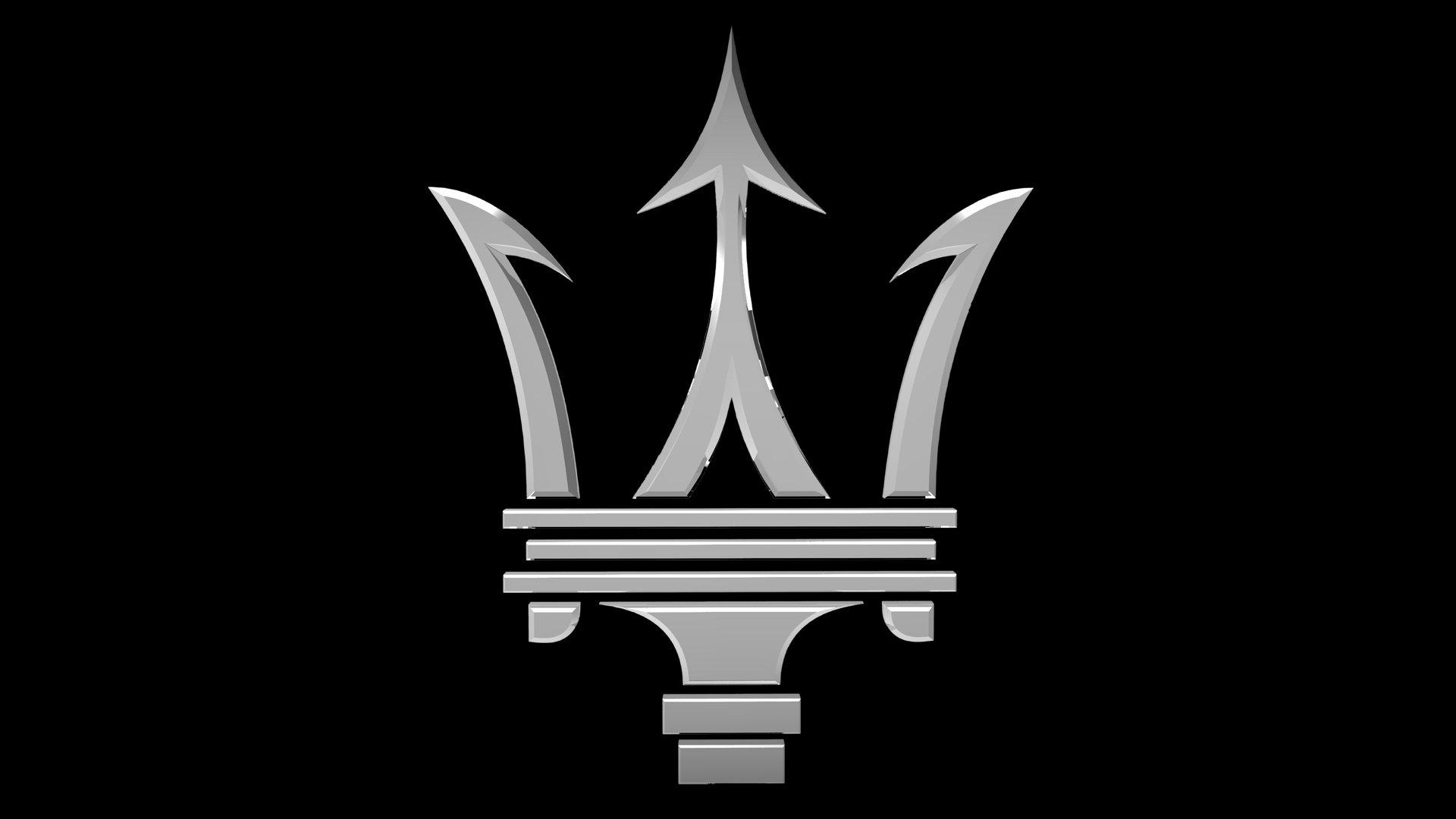 maserati logo maserati symbol meaning history and evolution. Black Bedroom Furniture Sets. Home Design Ideas