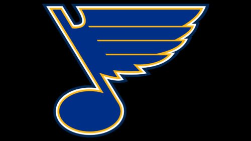 Color St Louis Blues Logo