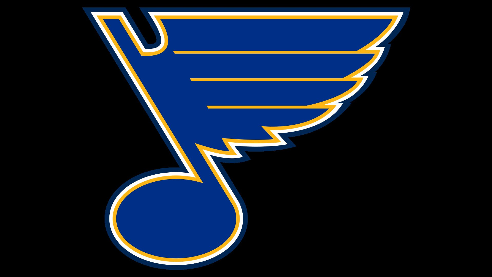 St. Louis Blues Logo, St. Louis Blues Symbol, Meaning ...