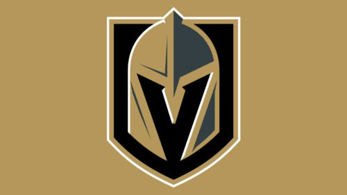 Color Vegas Golden Knights Logo