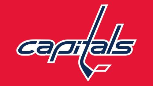Color Washington Capitals Logo