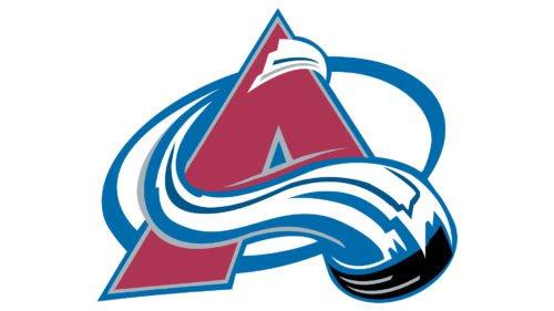 Colorado Avalanche Old logo