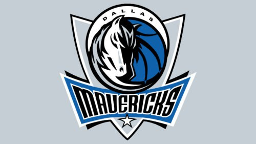 Dallas Mavericks Logo Color