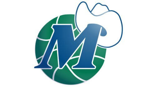 Dallas Mavericks Old logo