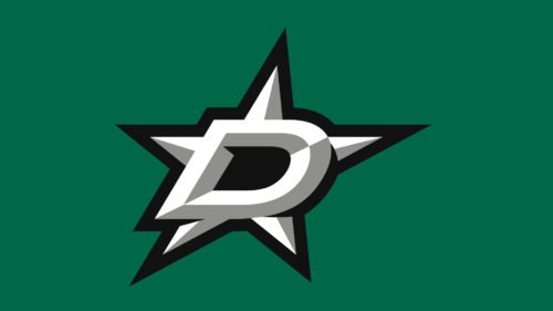 Dallas Stars Logo Color