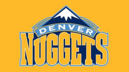 Denver Nuggets Logo Color