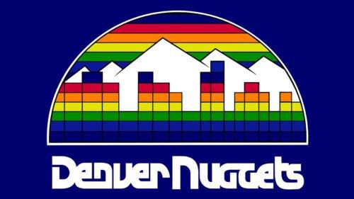 Denver Nuggets Logo old