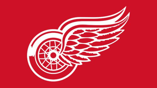 Detroit Red Wings Logo Color