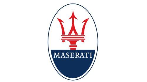EmblemMaserati