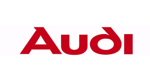 Font Audi logo