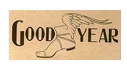 Goodyear Logo 1898