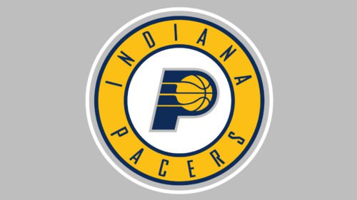 Indiana Pacers Logo Color