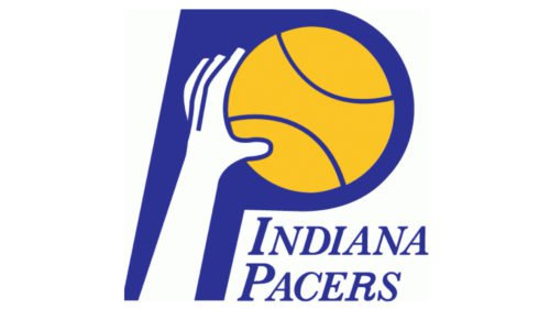 Indiana Pacers Logo old