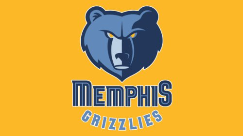 Memphis Grizzlies Logo Color