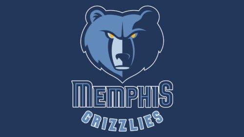 Memphis Grizzlies Logo emblem