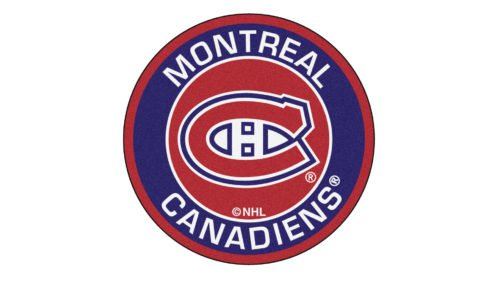 Montreal Canadiens Logo Color