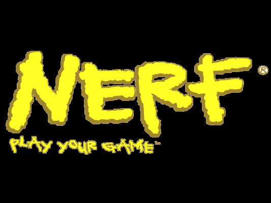 Nerf Logo 2003