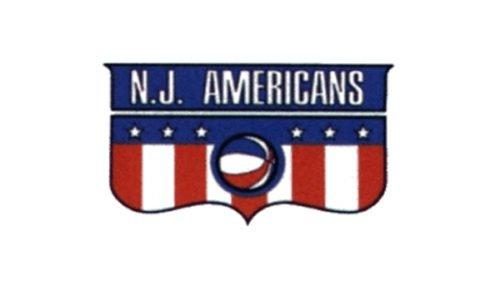 New Jersey Americans Logo 1968