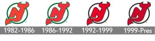 New Jersey Devils Logo history