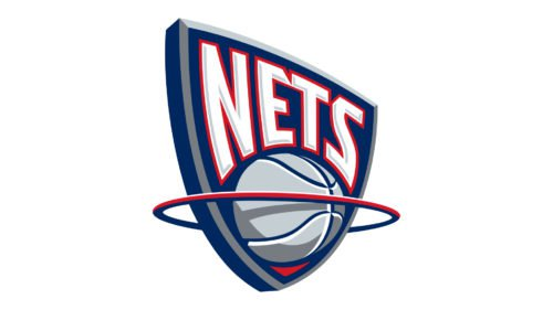New Jersey Nets logo 1997-2012
