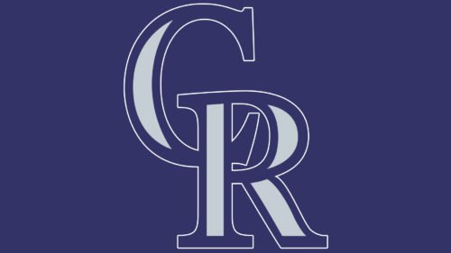 New Logo Colorado Rockies