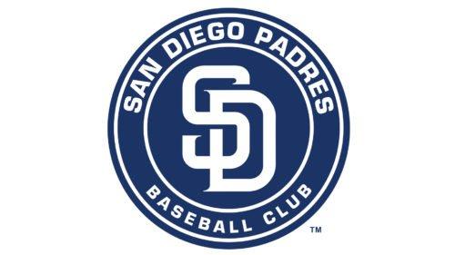 New Logo San Diego Padres