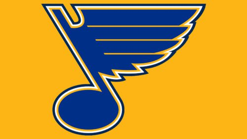 New Logo St Louis Blues