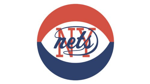 New York Nets logo 1972-1977