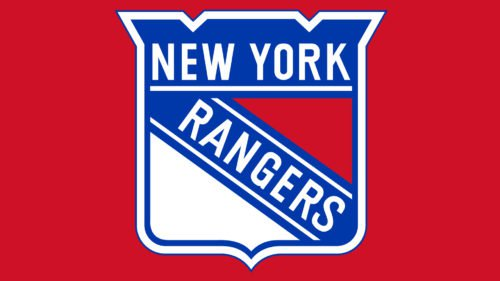 New York Rangers Logo Color