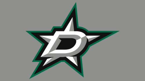 New logo Dallas Stars