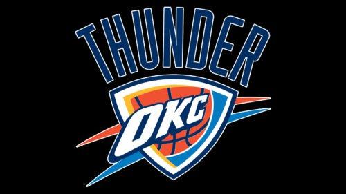 Oklahoma City Thunder Emblem