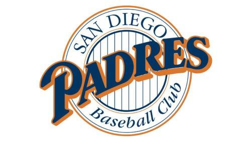 Old Logo San Diego Padres