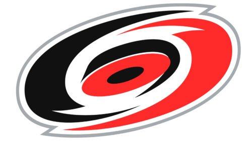 Old logo Carolina Hurricanes