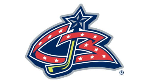 Old logo Columbus Blue Jackets