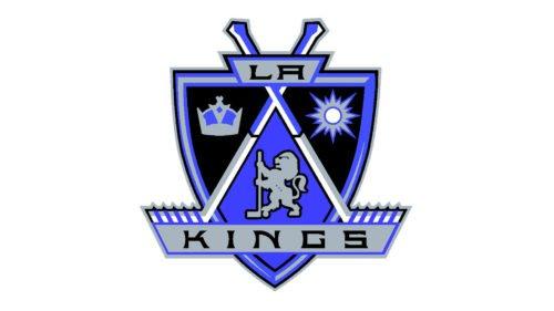 Old logo Los Angeles Kings