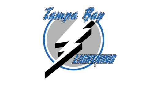 Old logo Tampa Bay Lightning