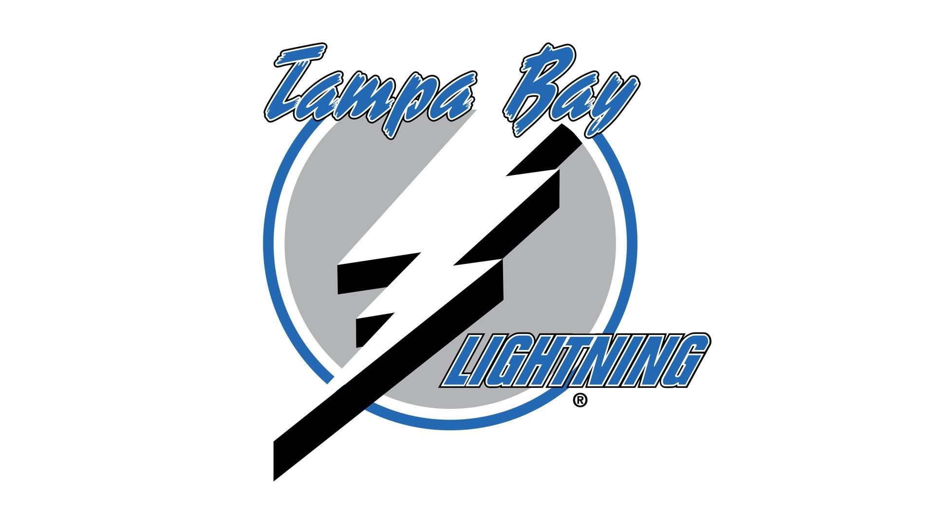 Old Logo Tampa Bay Lightning