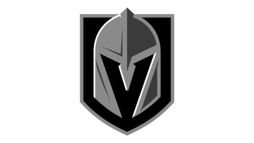 Old logo Vegas Golden Knights