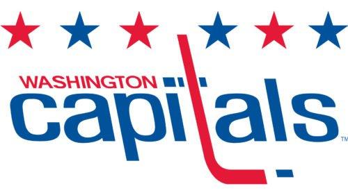 Old logo Washington Capitals