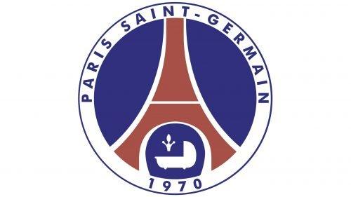 PSG Logo 1996