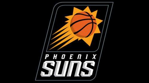 Phoenix Suns Logo Color